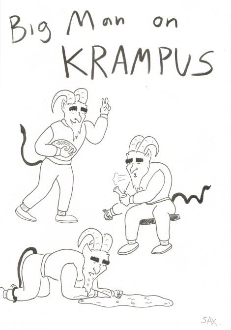 Big Man on Krampus (1)