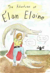 Elan Elaine (color)